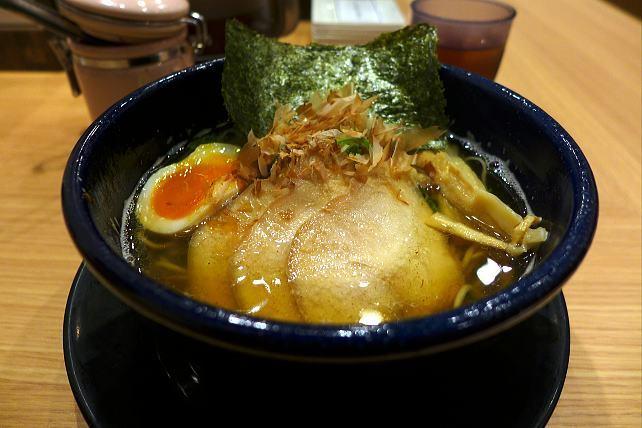 麺屋 和人@02極み煮干醤油らーめん 1