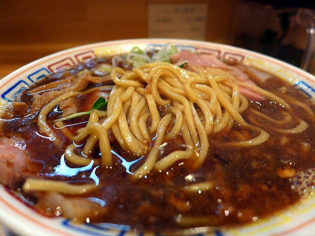 サバ6製麺所@02サバ醤油そば 3