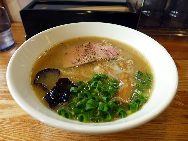 麺や 一想@03鶏白湯 醤油 1