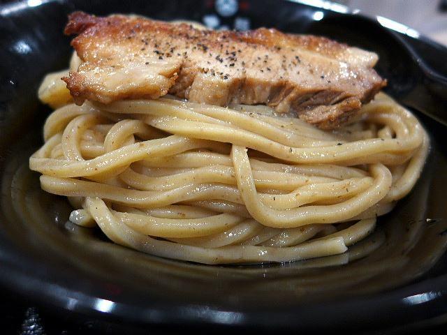 たけ井 R1号店@02濃厚豚骨魚介つけ麺 並 3