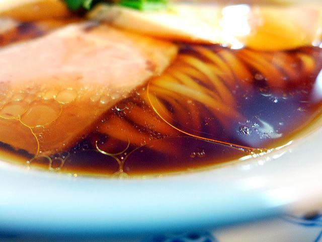 らぁ麺 紫陽花@01醤油らぁ麺 2
