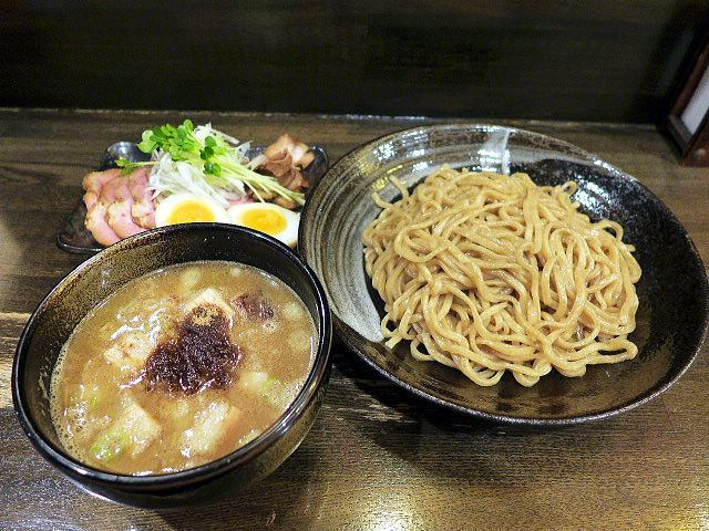 自己流ラーメン 綿麺@85つけ麺(並) その13 1
