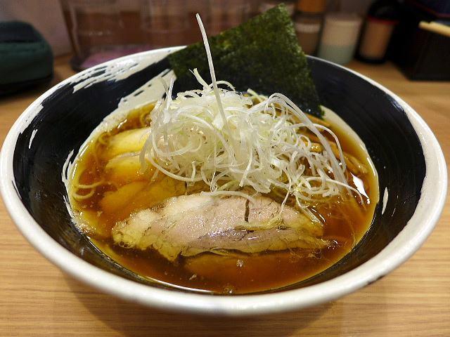はじめ製麺所 壱@01中華そば 1