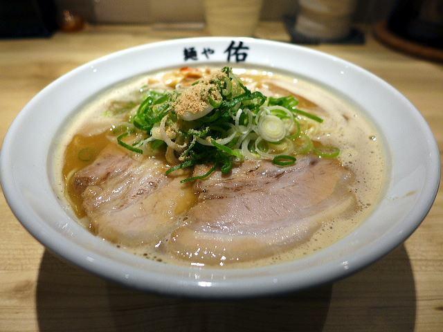 麺や 佑@鶏魚豚らーめん 1