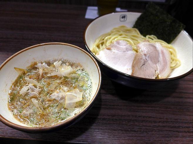 麺や輝 淡路店@01つけ麺 1