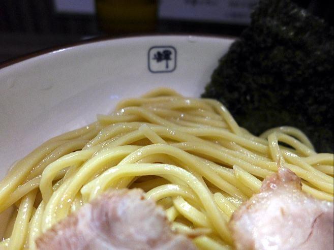 麺や輝 淡路店@01つけ麺 2