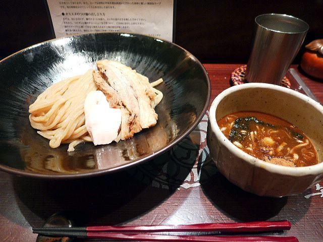 つけ麺 繁田@01繁田つけ麺 1