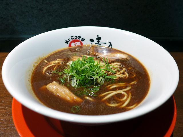 Mr.こってり麺 清乃@01こってり和歌山らーめん 1