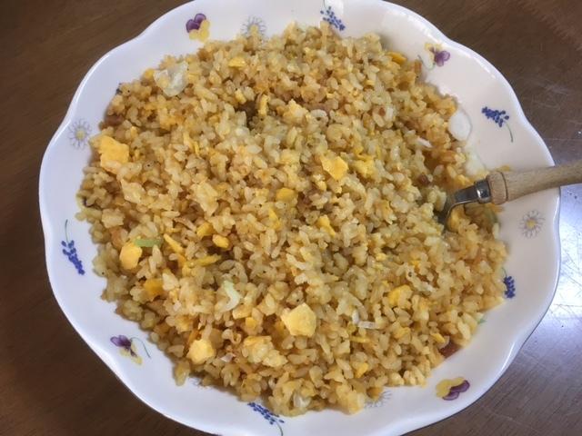 金の炒飯2