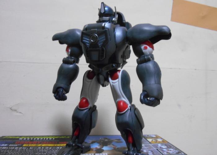 MPイボンコ ロボットモードその2