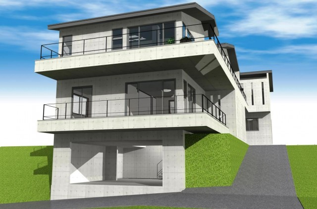 注文住宅|土地|京都市山科区上花山,150坪
