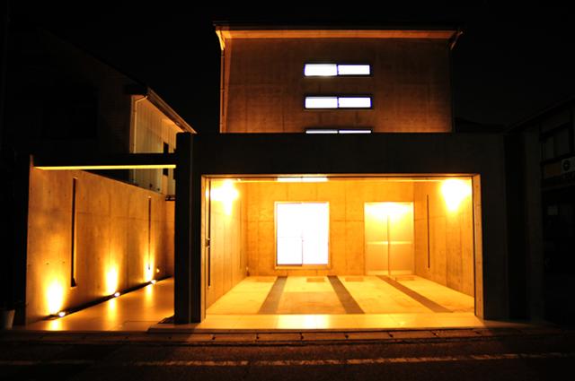 注文住宅 京都 京都市 北区 上賀茂 高級住宅 豪邸 デザイナーズ住宅 モダン住宅