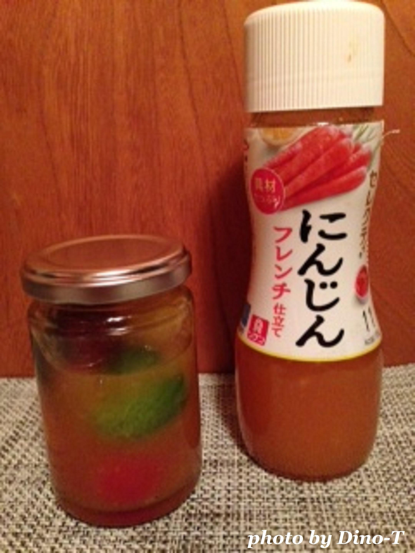 ミニトマトのピクルス風2