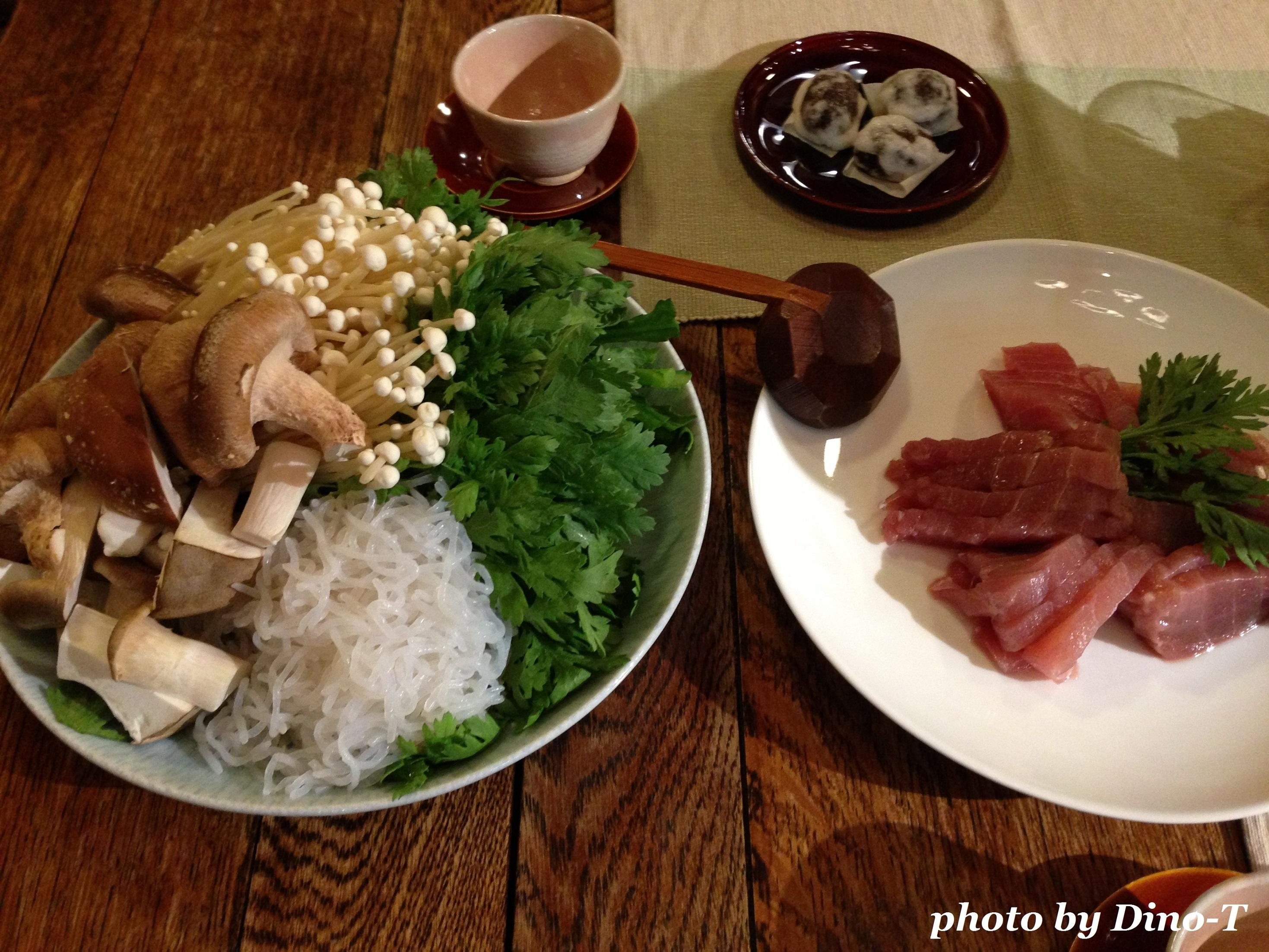 ねぎま鍋1