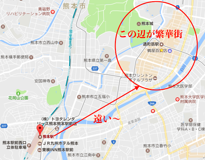 2016年12月11日熊本駅