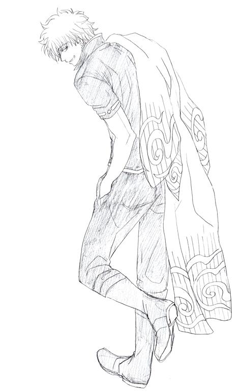 坂田銀時 銀魂