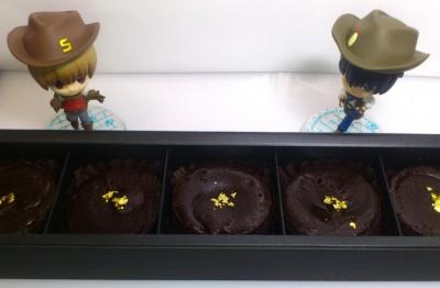 三瀧荘 丸窓 バレンタイン チョコ