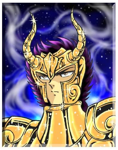 黄金聖闘士シュラ