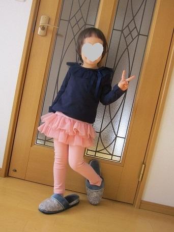 長女4歳8