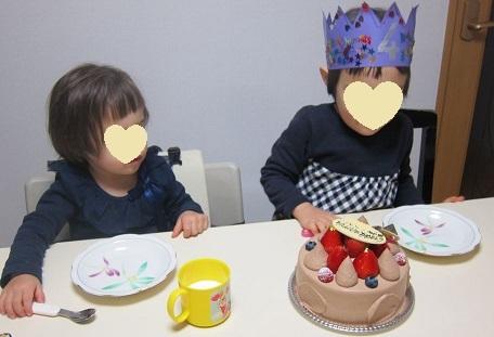 長女4歳6
