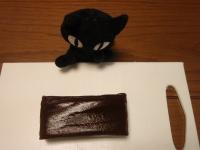 黒猫とかまぼこ