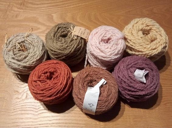 糸を紡ぐ (2)