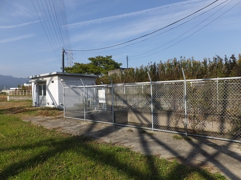 神奈川県営ほ場整備事業大田地区揚水機場