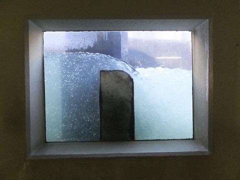 利根大堰自然観察室