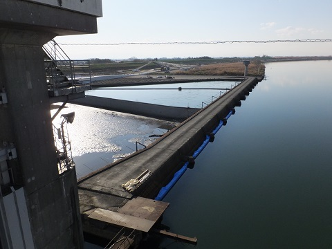 利根導水路取水口