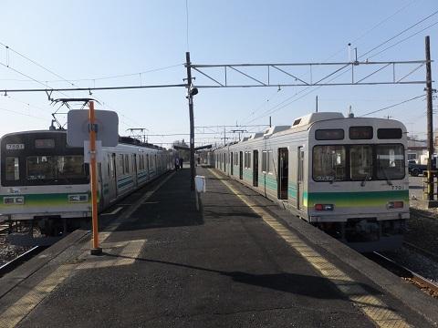 秩父鉄道武州荒木駅