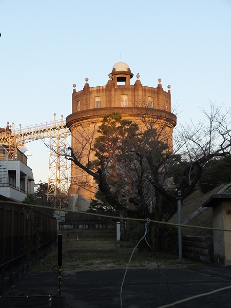 駒沢第1号給水塔