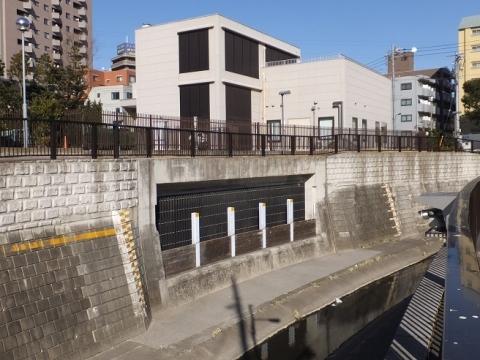 妙正寺川取水施設