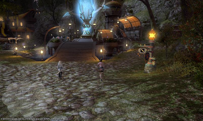ミケケ、はじめてお友達と遊ぶ!!【FF14】
