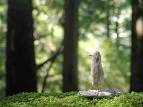 流木の鳥ー2016-11-19-3