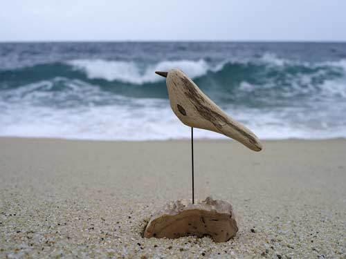 流木の鳥ー2016-11-13-1