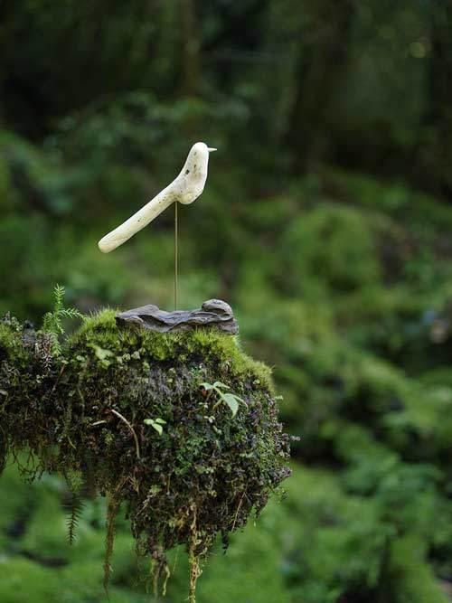 流木の鳥ー2016-12-1-5