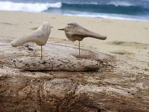流木の鳥ー2016-12-31-1
