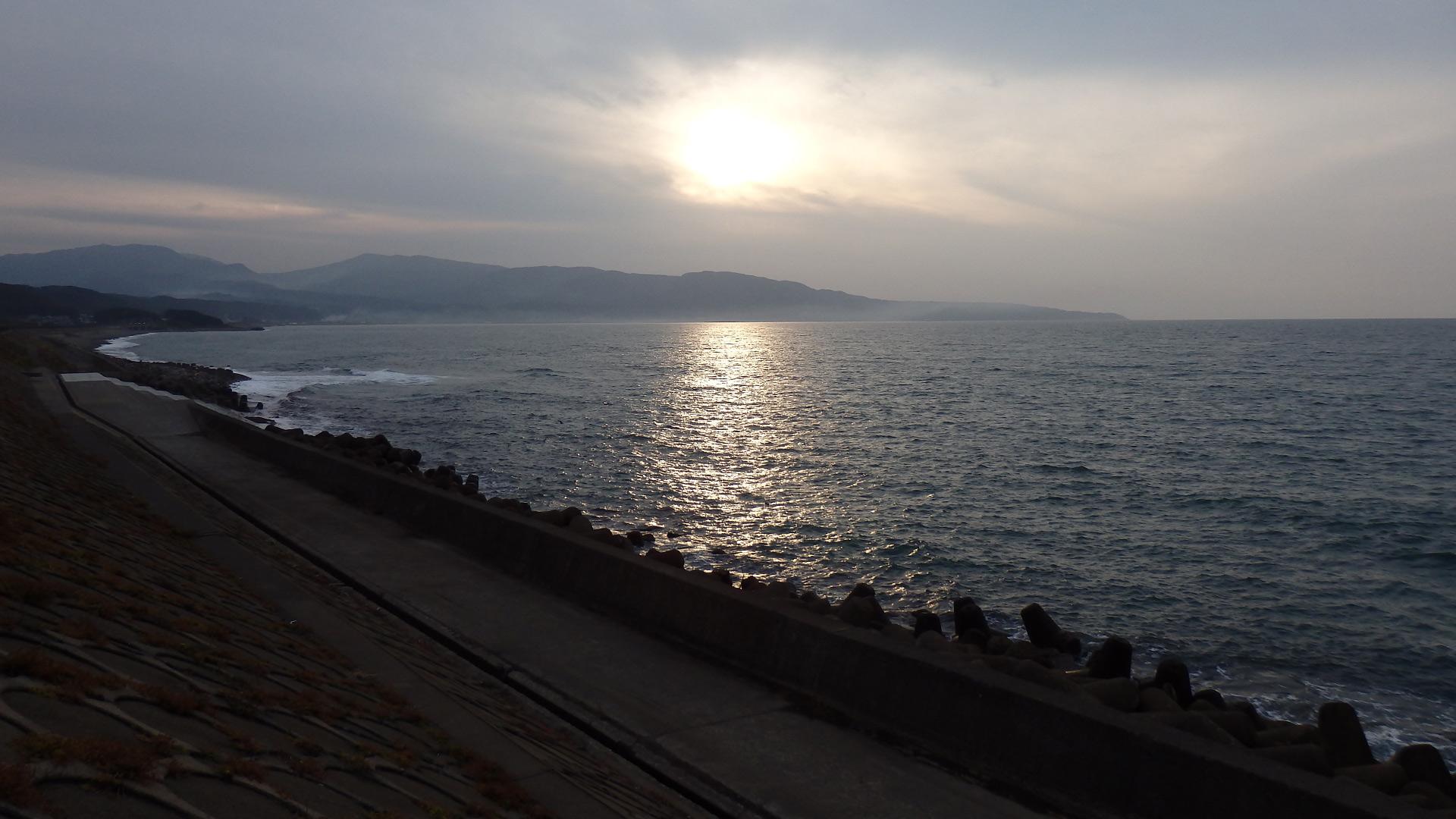 津軽の海の四季 誰も紹介しない津軽
