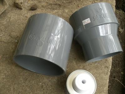 排水口 配管 配水 根っこ 原因 土砂 汚泥 管 詰まり 閉塞 雨水桝 コンクリート 継手 インクリーザー 塩化ビニール VU管 接着剤 塩ビ管