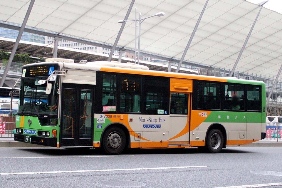 東京都交通局 S-V338