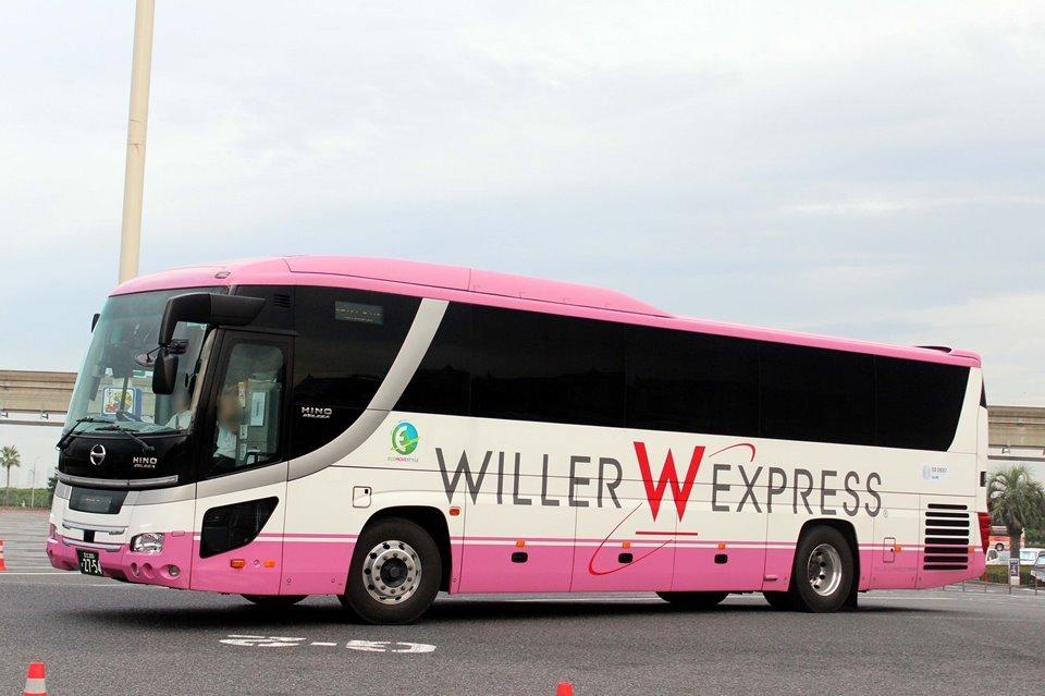 WILLER EXPRESS関東 か2754
