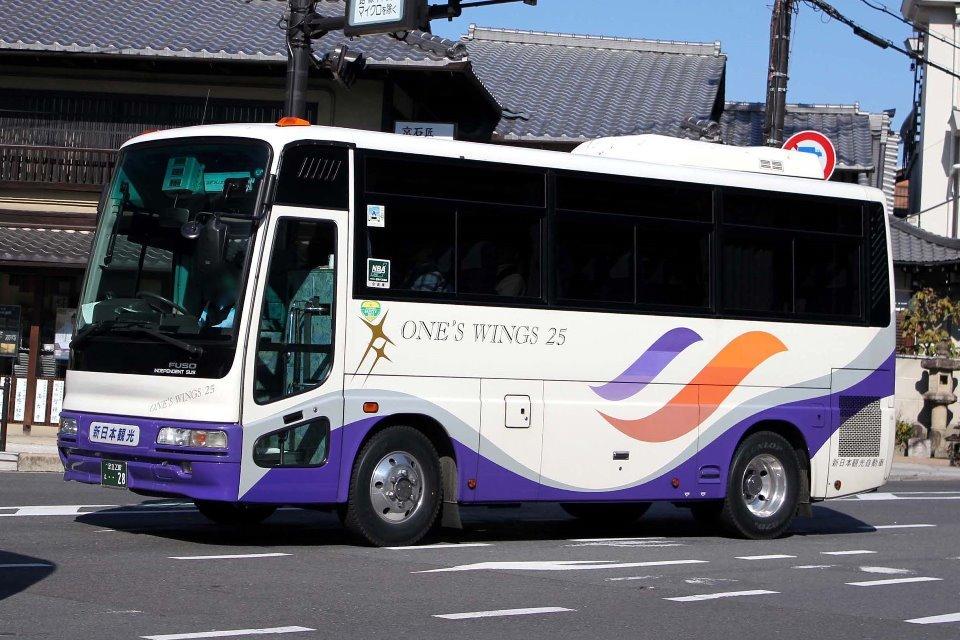 新日本観光自動車 え28