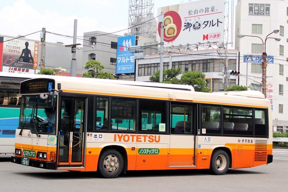 伊予鉄道 か5081