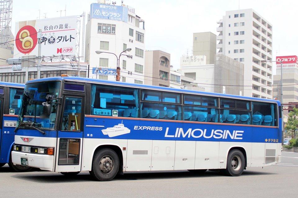 伊予鉄道 か1600