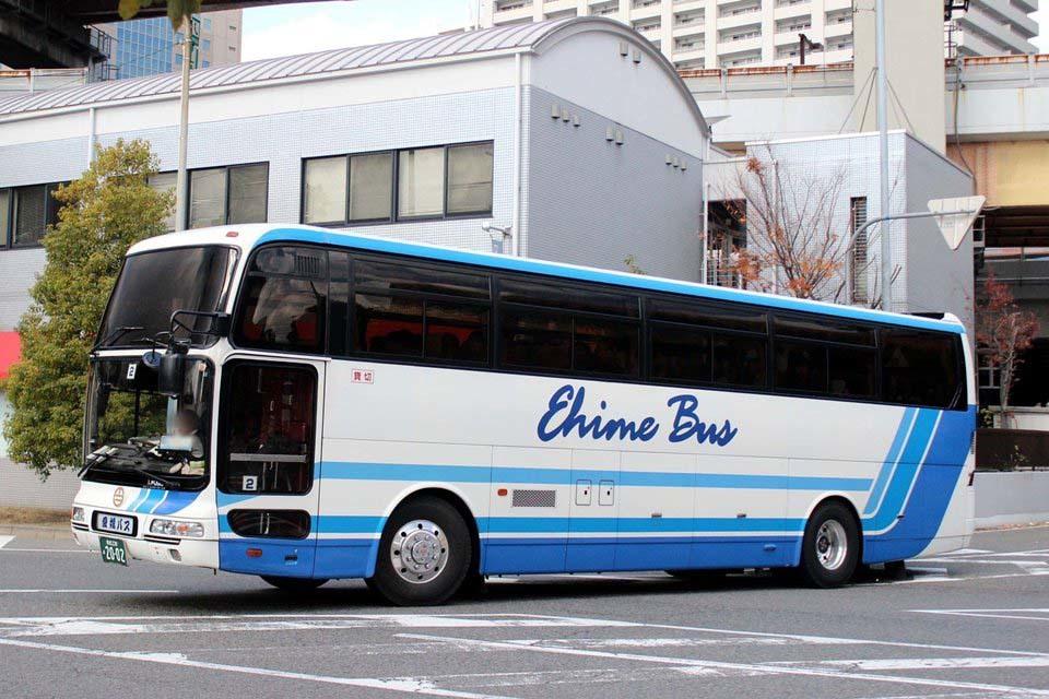 愛媛バス あ2002