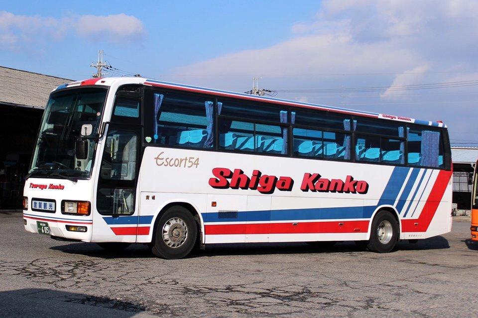 敦賀観光バス か605
