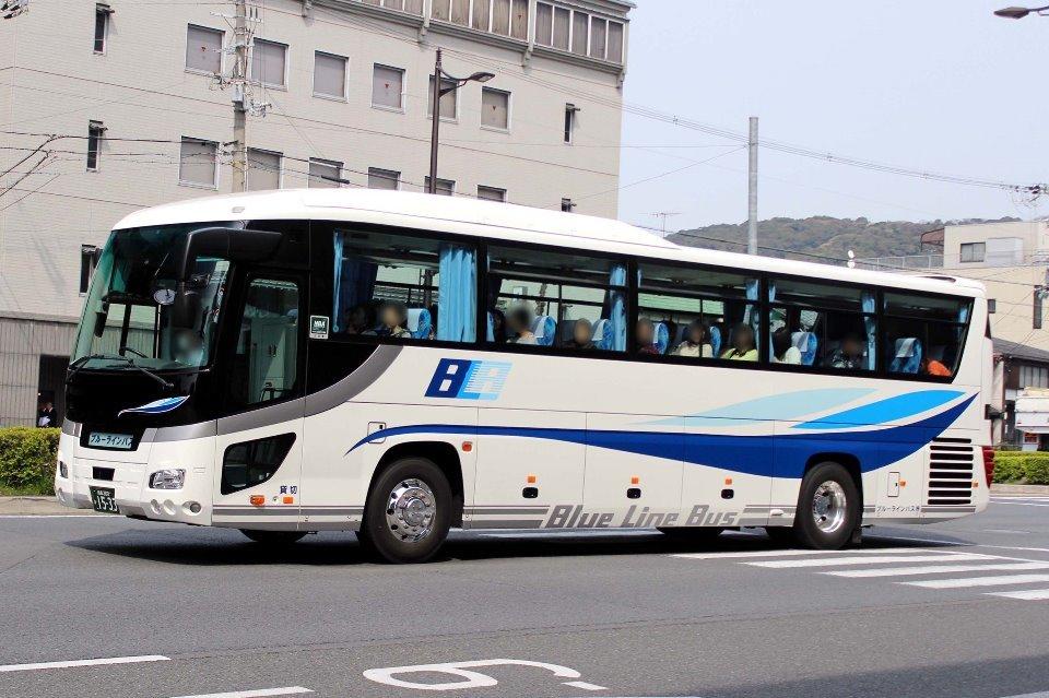 ブルーラインバス か1533