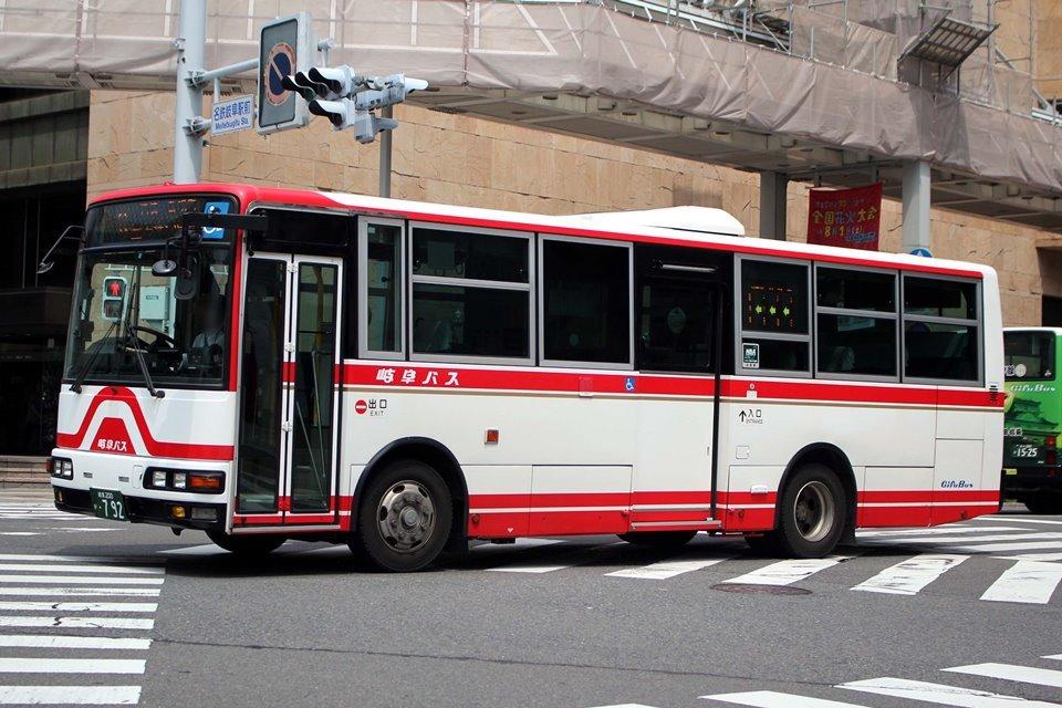 岐阜バス か792