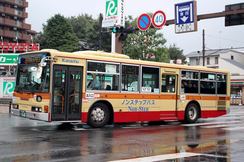 神奈川中央交通 た53