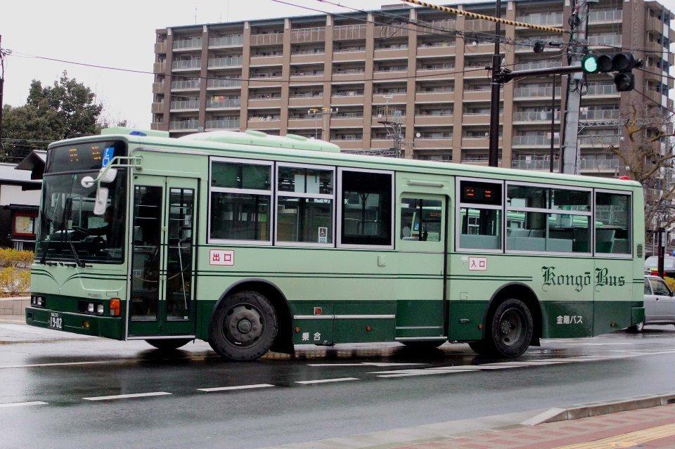 金剛自動車 い1902